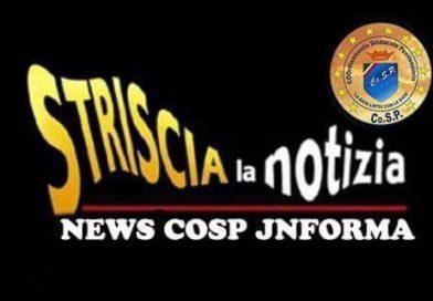 LAVORO STRAORDINARIO LUGLIO 2020 GRAZIE ALLA FS-COSP IN PAGAMENTO RATA SPECIALE