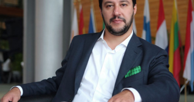LETTERA AL SENATORE MATTEO SALVINI LEGA  DALLA FS-COSP: SOSP.  IRPEF LORDA