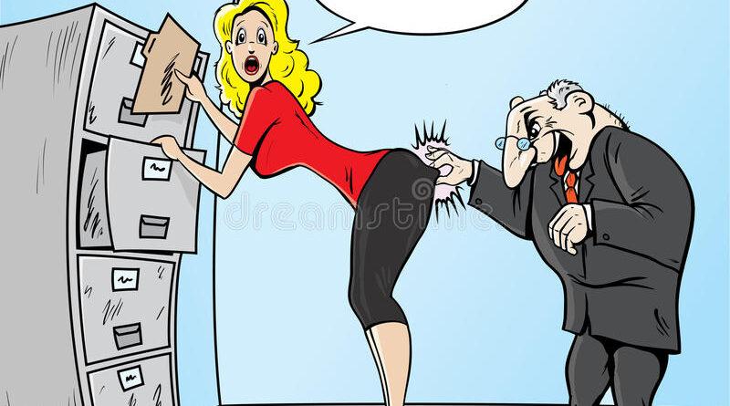 DAP Codice di condotta vs le molestie sessuali sul luogo di lavoro