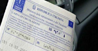 Card libera circolazione  appartenenti al Corpo di Polizia Penitenziaria